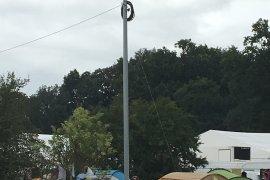 Woodstock 2016 – linia tymczasowa